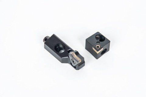 Industry: Automotive <br/>Part Type: Misc. <br/>Boring Cartridges offered by PDQ. Various styles for roughing and finishing applications available.